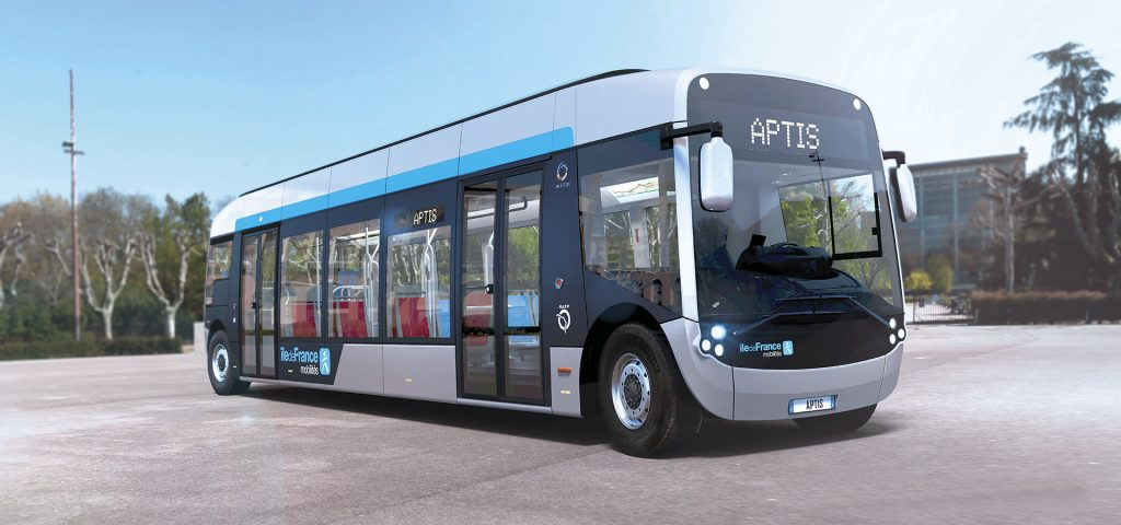 MCG confirms serial production of Aptis electric bus floor system MCG