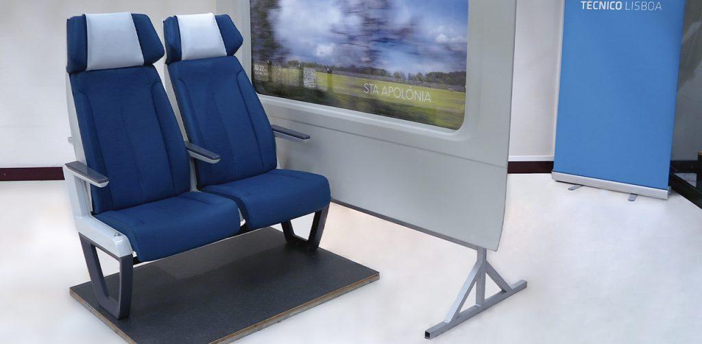 MCG apresenta os resultados do projeto ModSeat – Modular Light Rail Seat MCG