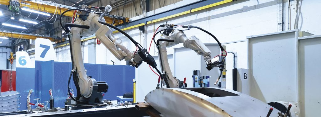 New MCG Case Study: Robotic welding in waste containers production MCG