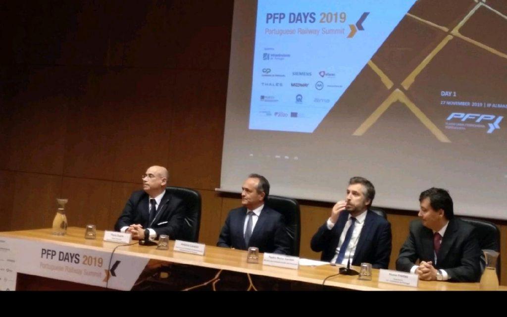 A MCG transportation no evento PFP Open Days 2019 MCG
