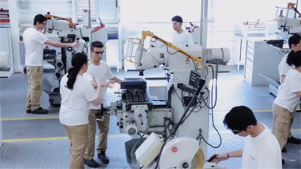 Colaboradores MCG completam com sucesso formação na ATEC MCG