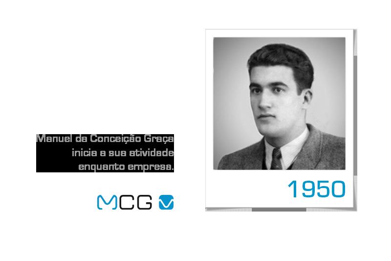 História da MCG Nova MCG